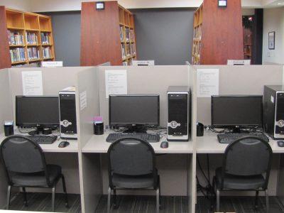 Computer Carrels