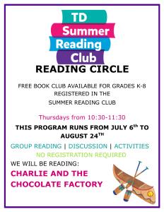 readingCircle