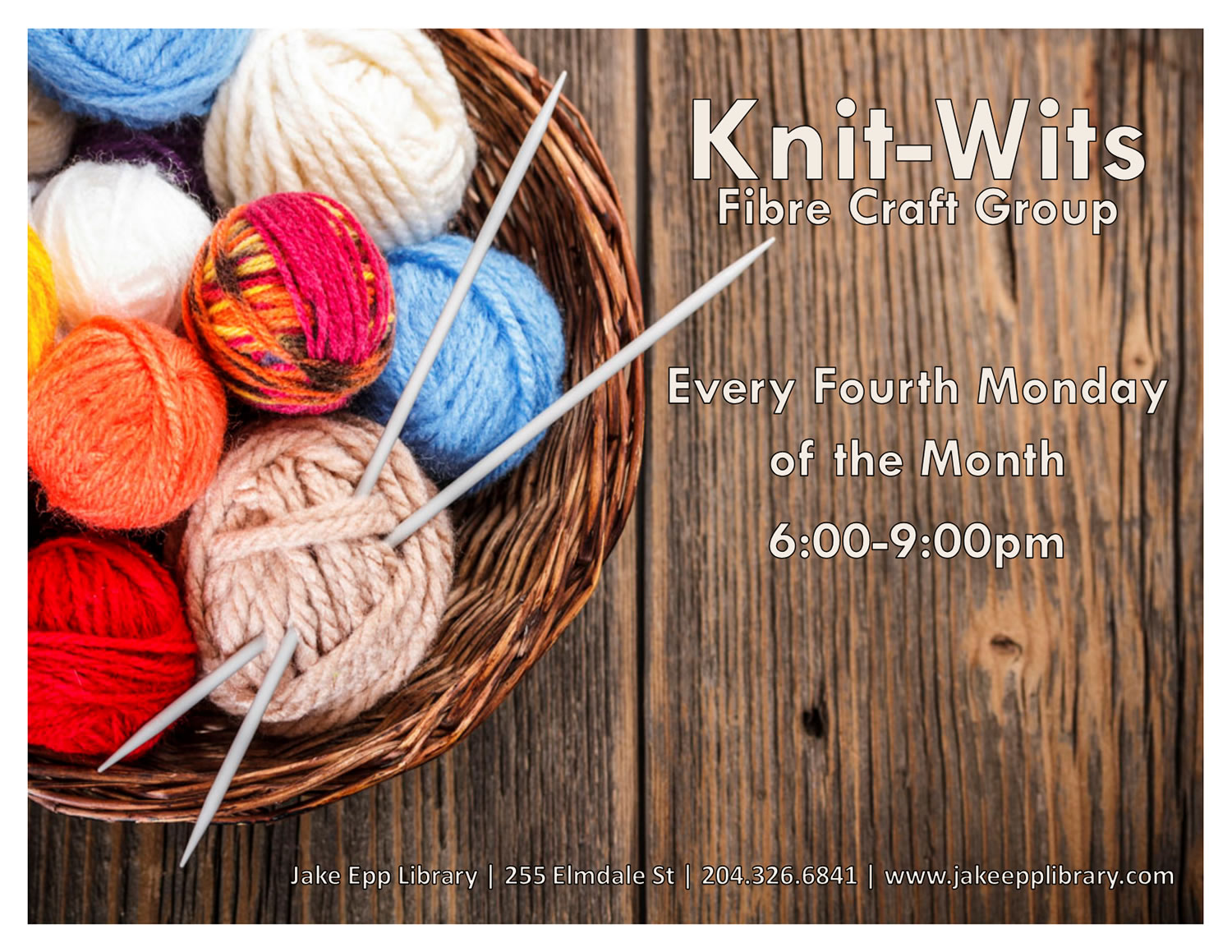 Knit-wits 2017