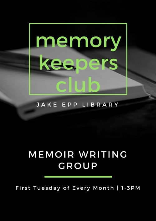 memory keepers club