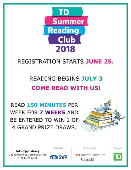 SRC Registration Announcement Poster 2018