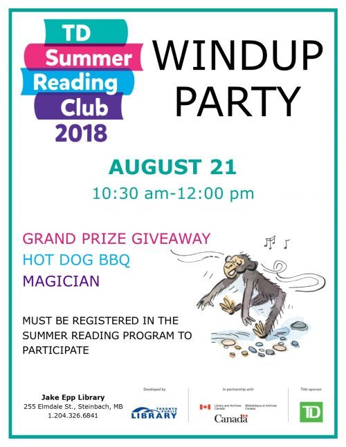 SRC Windup Poster 2018