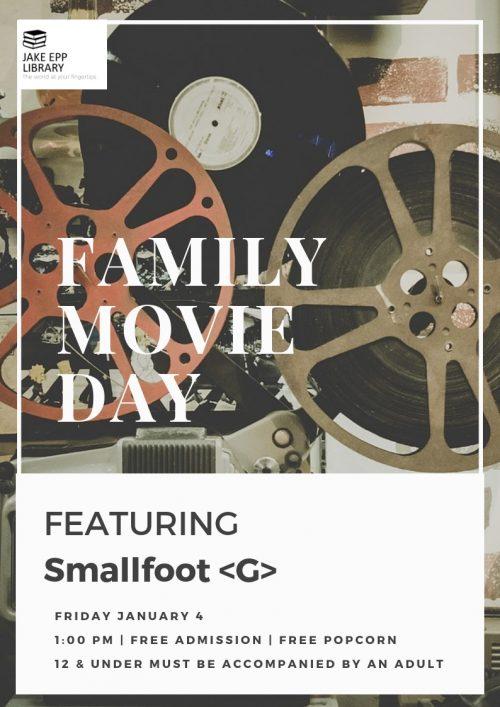 Smallfoot January 2019 (1)