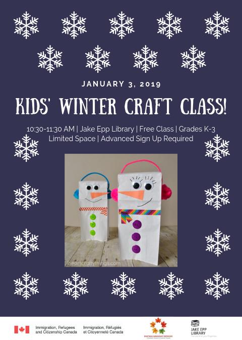 Winter Craft Class January 2019 (1)