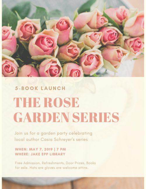 Book Launch Garden Party   Jake Epp Public Library
